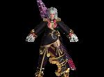 DOA5 LR Christie Aquaplus mashup costume (Updated)