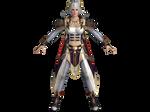DOA5 LR Christie Falcom mashup costume