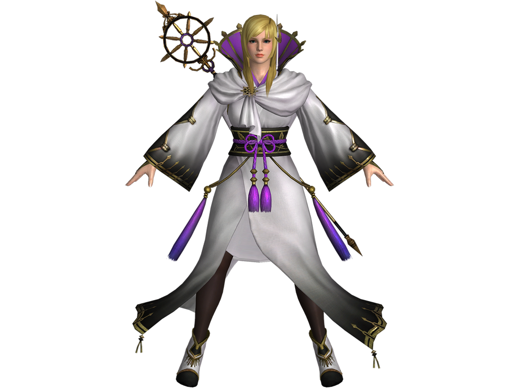 DOA5 LR Helena Samurai warrior by zareef