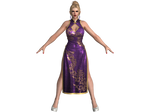 DOA5 LR Rachel Alluring Madarin dress