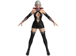 DOA5 LR Christie Halloween Costume