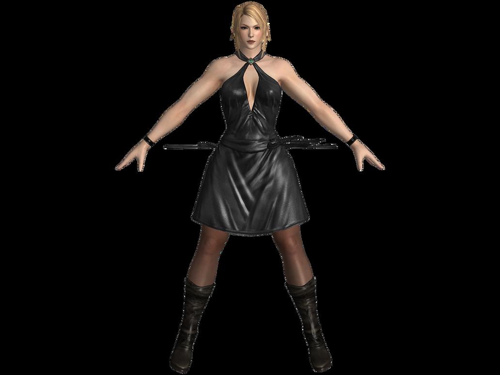 DOA5 LR Sarah Costume 2 by zareef