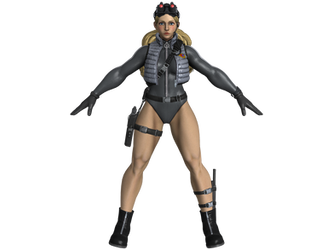 SFV Kolin Battle costume 1 by zareef