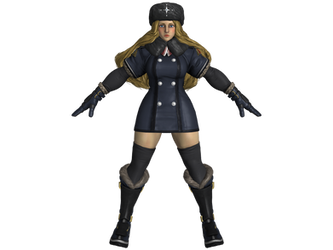 SFV Kolin Default costume by zareef