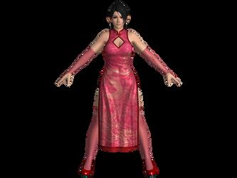 DOA5 LR Momiji Alluring Mandarin dress