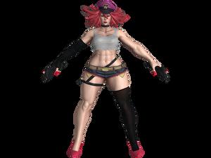 SFV Poison default costume