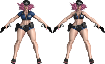 SFV Poison Swimsuit (All colors)
