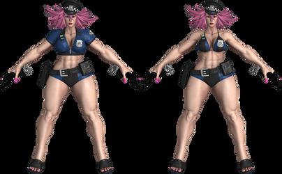SFV Poison Swimsuit (All colors)
