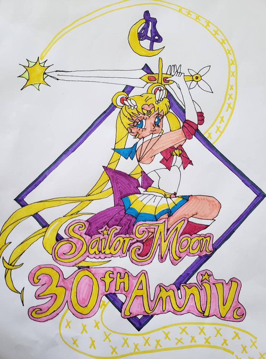 SAILOR MOON 30TH ANNIVERSARY TGIF SPECIAL