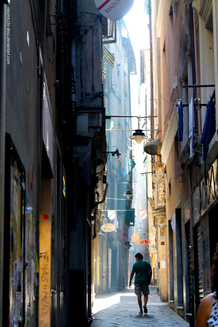 Lost alley by naomicchi-desu