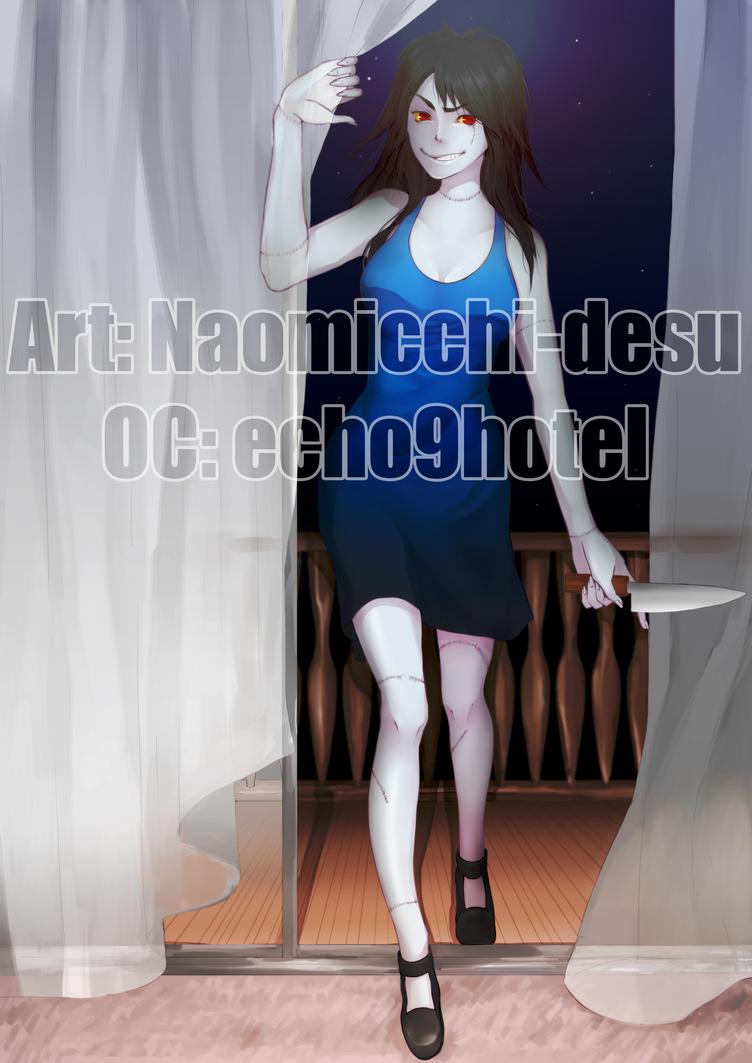 [CM] Scar Child by naomicchi-desu