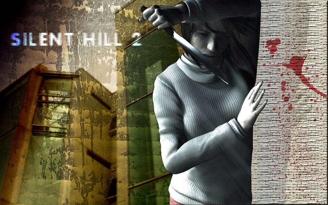 Silent Hill 2 Wallpaper By Pixel Spark On Deviantart