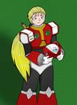 Megaman X - Maverick Hunter Zero