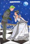 Cinderella's Magical Meeting by sophia-annalisia