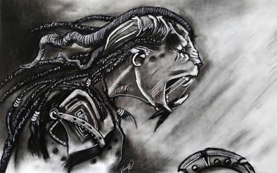 orc drawing