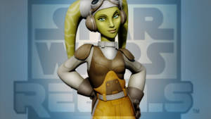 Star Wars: Rebels - Hera