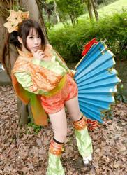 Sengoku Musou 3 - Xiao Qiao