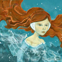 The North Sea Lady by libelle