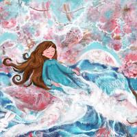 ocean dance by libelle