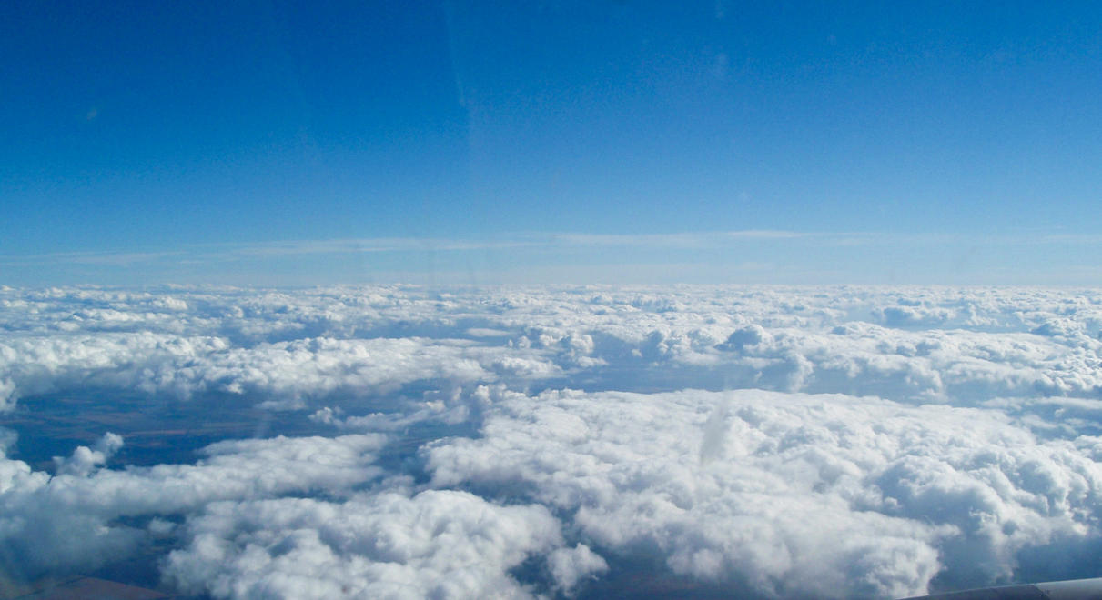 Sex and the city soundtrack flying above the clouds