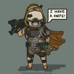 Destiny- Cute Hunter
