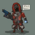 Destiny- Cute Warlock