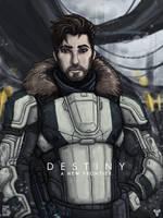 Destiny- A New Frontier (Sir Arthur) by TheChrisPMan