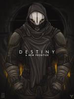 Destiny- A New Frontier (Damon) by TheChrisPMan