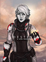 Destiny- A New Frontier (Theia) by TheChrisPMan