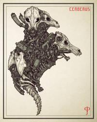 MACHINES OF THE UNDERWORLD | Cerberus