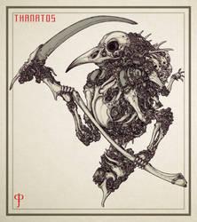 MACHINES OF THE UNDERWORLD | Thanatos