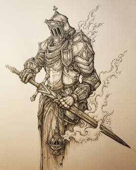 Spire Knight [Incense and Iron]