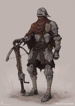 Sins of the Sword   Footsoldier
