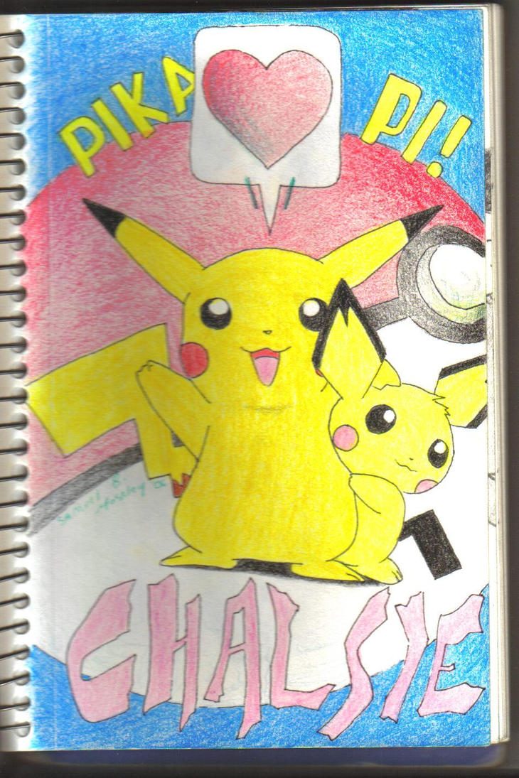 Pikachoo by CrazySammo19