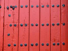 Red Door Texture by sigurd3000