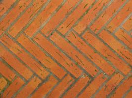 Brick pavement by sigurd3000