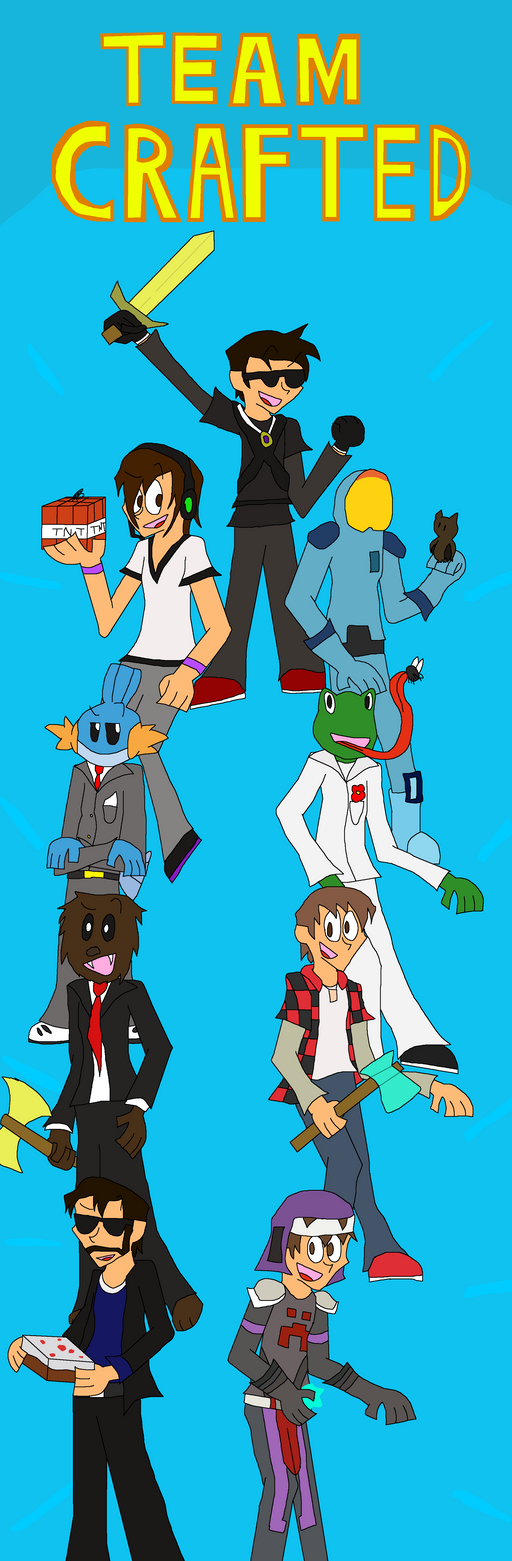 Team Crafted by hoshigirl21 on DeviantArt