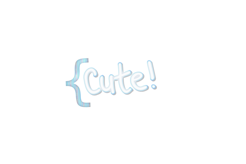 PNG cute text by Valytandosk on DeviantArt