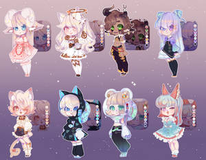AUCTION ADOPTABLE OPEN [ PAYPAL] COLLAB