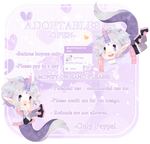 ADOPTABLE MULTIPLE FOR SALE by Ryuseigkm-Adopts