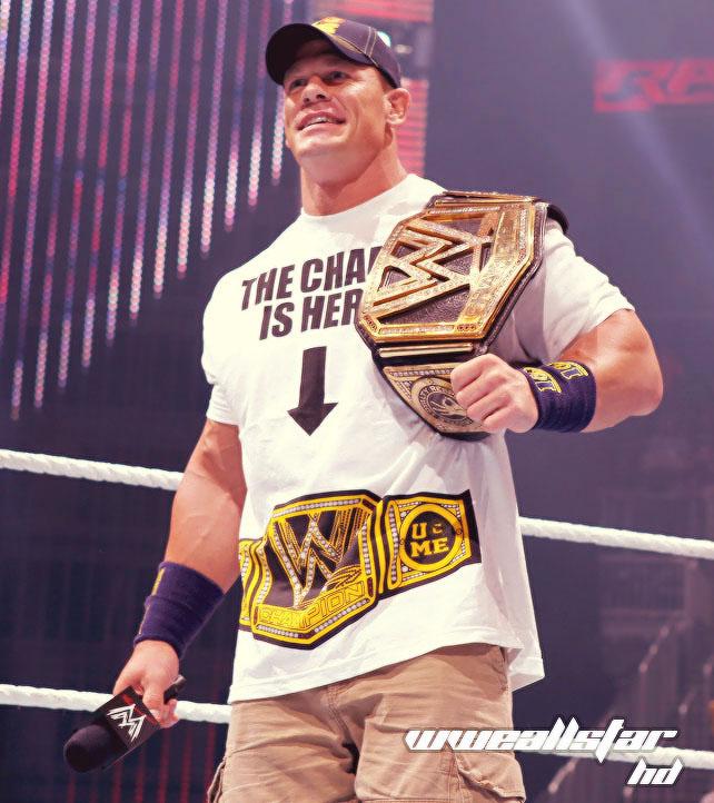''WWE Champion'' John Cena (HD) by WWEAllStarHD on DeviantArt  ''WWE C...