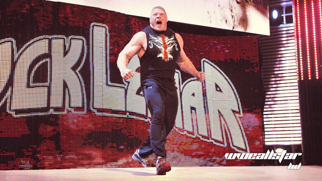 Brock Lesnar HD By WWEAllStarHD
