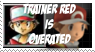 Trainer Red is NOT the best trainer ever! by IWantToBeTheVeryBest