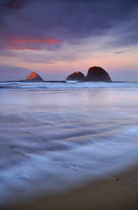 Oceanside Orange by JoshHardin