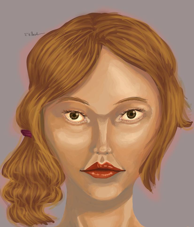 Blondie by SpeakThroughFingers
