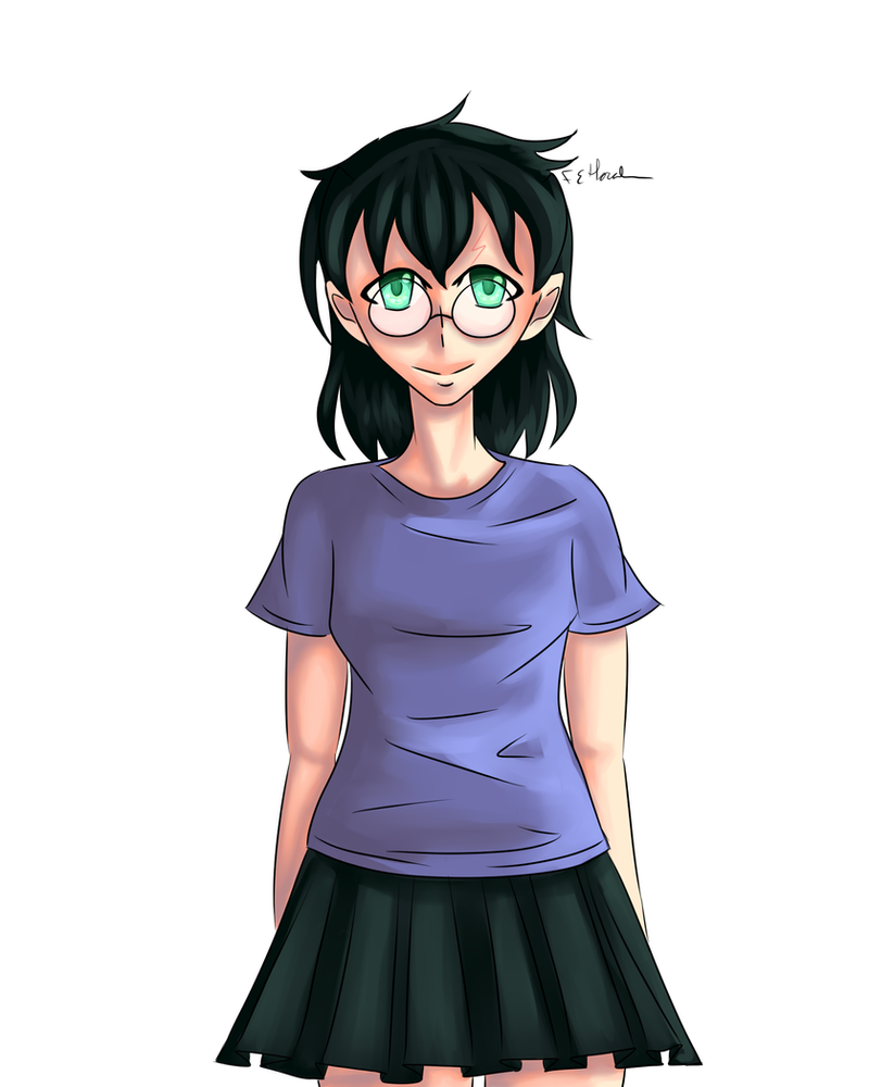 Harriet Potter by SpeakThroughFingers