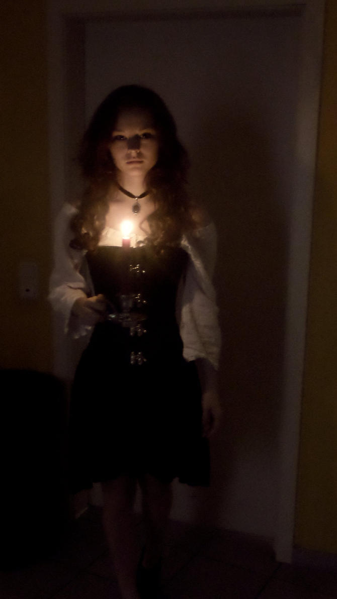 Candle light by karo666