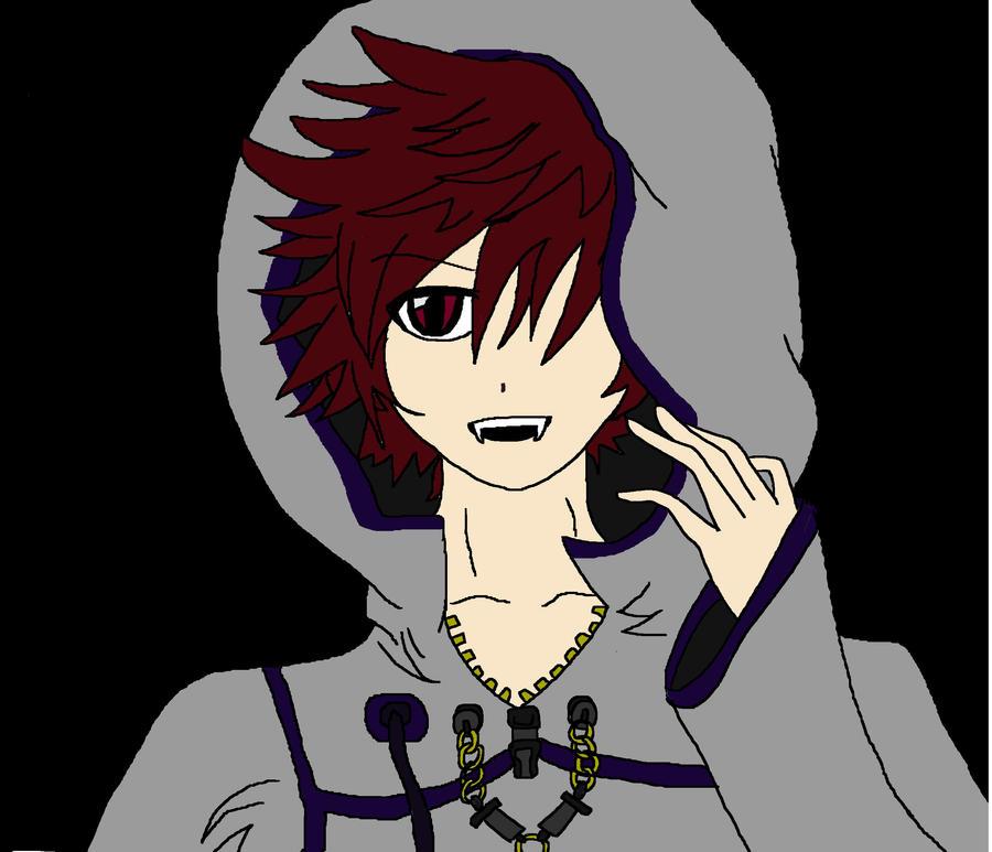 Vampire Rigby! by YensenBrooks