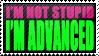 Advanced by TheParanoIIdPsycho