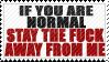 Normal by TheParanoIIdPsycho